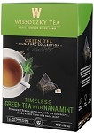 The Signature Collection by Wissotzky - Timeless Green Tea with Nana Mint