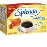 SPLENDA® No Calorie Sweetener Packets, - 100 Packets