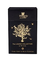 The Leaves Collection by Wissotzky -  Earl Grey and Blue Flowers