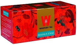 Wissotzky Tea Masala Chai / Box Of 20 Bags