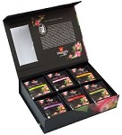 Wissotzky Tea - Essential Moments Tea Chest Gift Box / 60 Assorted Teas