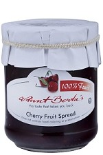 Aunt Berta's Cherry Fruit Spread