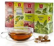 Wissotzky tea - Moments of Magic - Fruit Galore, Nana Lemon, Cherry, Nana