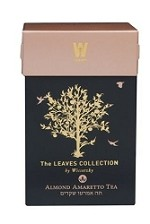 The Leaves Collection by Wissotzky - Amaretto Almond Tea