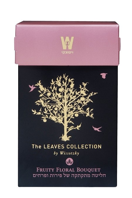 The Leaves Collection by Wissotzky Fruity Floral Bouquet - Fruit Harmony Infusion