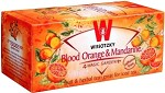 Wissotzky Tea Blood Orange & Mandarin Scent Box Of 20 Bags