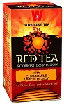 Wissotzky Tea Red Tea – Chamomile, Lime and Honey / Box of 20 bags