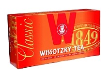 Wissotzky Tea Classic Tea -  / Box of 100 bags
