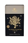The Leaves Collection by Wissotzky -  Jasmine White Tea