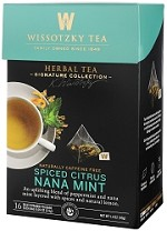 The Signature Collection by Wissotzky - Spiced Citrus Nana Mint