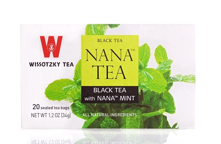 Wissotzky Tea Nana Tea Box Of 20 Bags