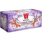 Wissotzky Tea Cinnamon Magic Tea / Box of 20 bags