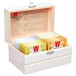 Wissotzky Tea Mini Magic Tea Chest / 4 Assorted Flavours / 32 Tea Bags